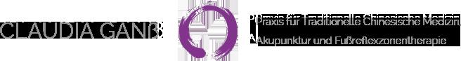 Claudia Ganss Logo